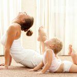 yoga flexibele houding