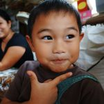 philippines boy smiling